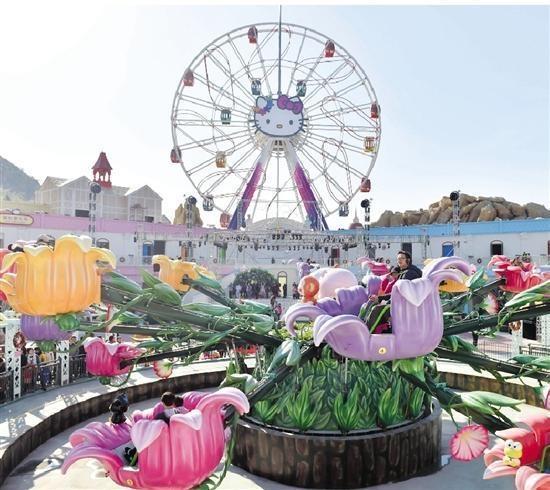 中国首座Hello Kitty乐园:好可爱