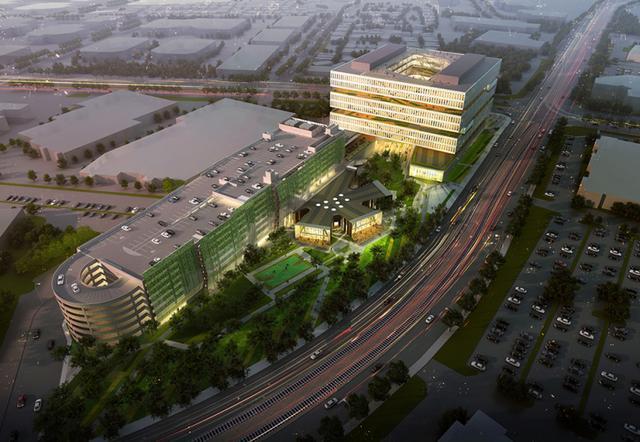 三星硅谷新园区曝光 先于苹果谷歌建成
