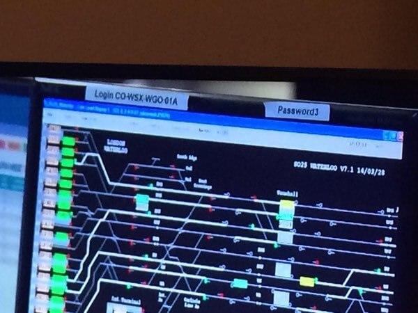 BBC纪录片曝光了铁路控制中心的密码