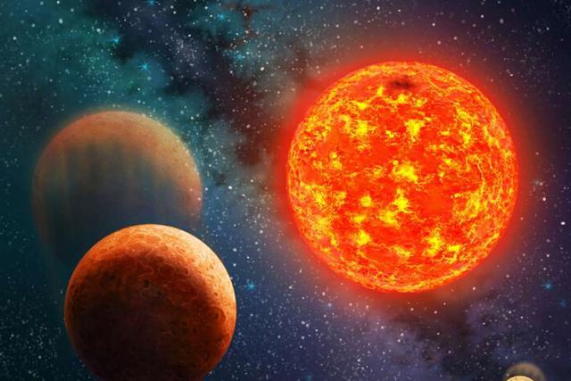 """美科学家精确测量系外""""超级地球""""质量"""