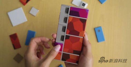 谷歌公司重组导致Project Ara模块手机项目暂停