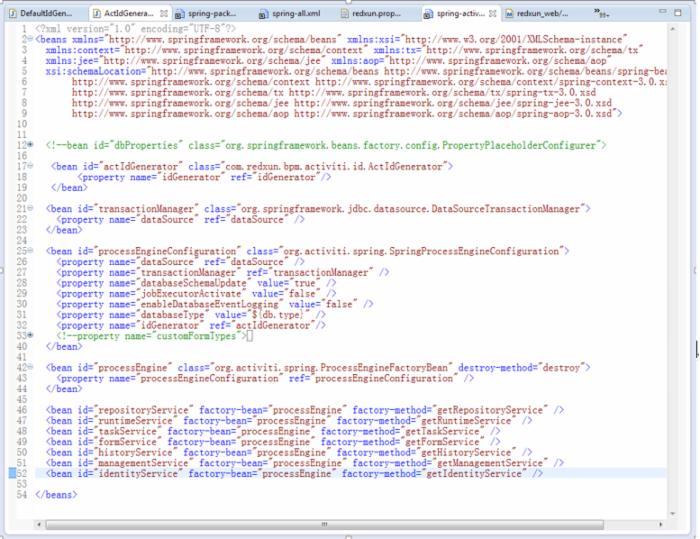 整合Acitiviti在线流程设计器(Activiti-Modeler 5 18 0)   Harries Blog™