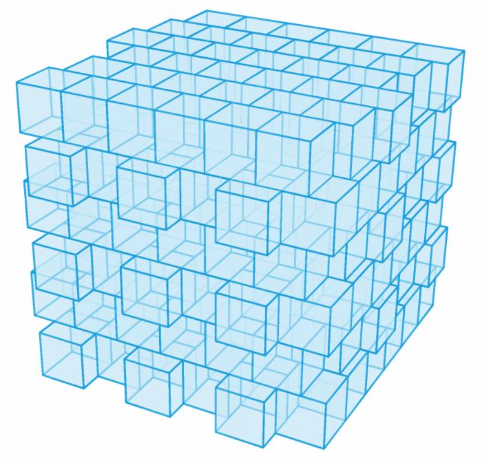 Keller 猜想与 12 维空间中的神构造