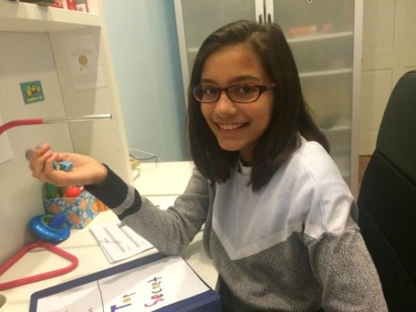 11岁小女孩出售Diceware强化密码 每个两刀