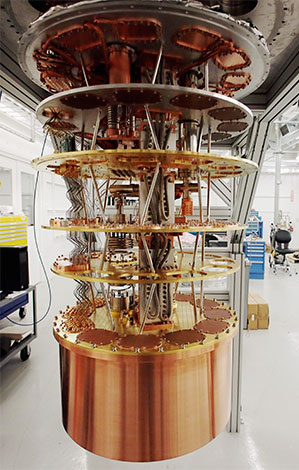Google的量子计算之梦:10年后机器学习全部量子化