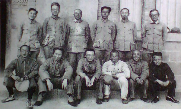 毛泽东的创业团队是如何成功的?