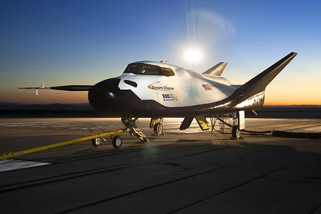 私企造迷你航天飞机 成功中标NASA货运合同