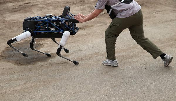 谷歌机器人部门并入X部门 前诺基亚高管负责