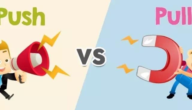 """数字时代的营销策略:如何在""""推""""与""""拉""""之间平衡"""