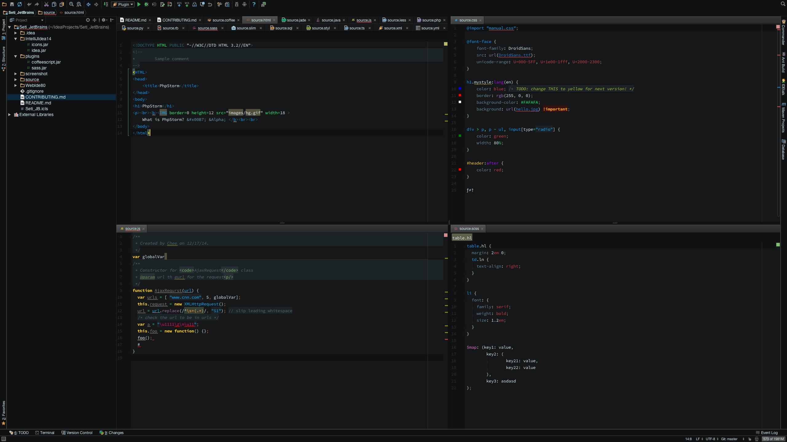 Seti UI 主题: 让你编辑器焕然一新(Sublime, Atom)