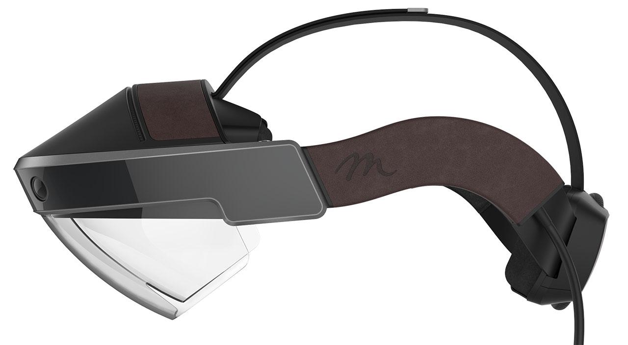 增强现实眼镜Meta 2开启预订,比Hololens便宜很多