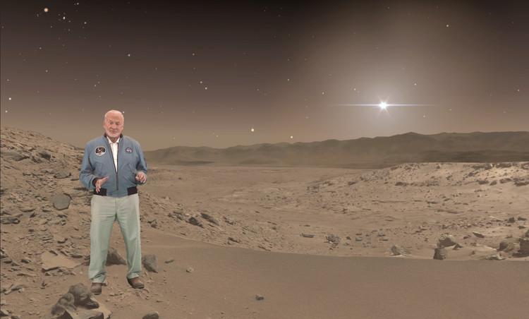 """微软和NASA合作,要用""""混合现实""""把火星带到你面前"""