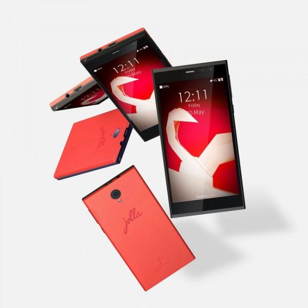Jolla第二款智能手机Jolla C发布