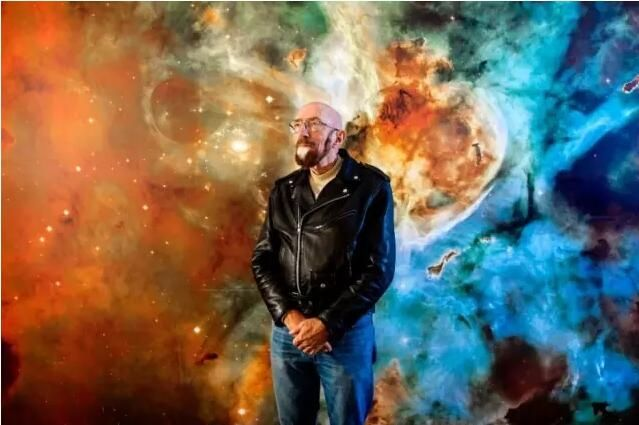打造《星际穿越》之后,他还开启了引力波世界的窗口