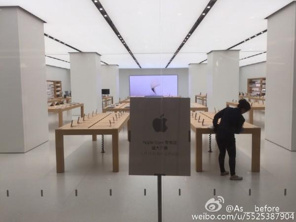 上海环球港开业:华东首家采用新设计的店