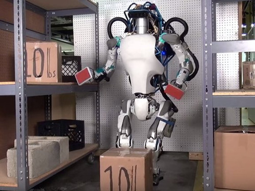 丰田要收购谷歌人形机器人公司 谈判接近尾声