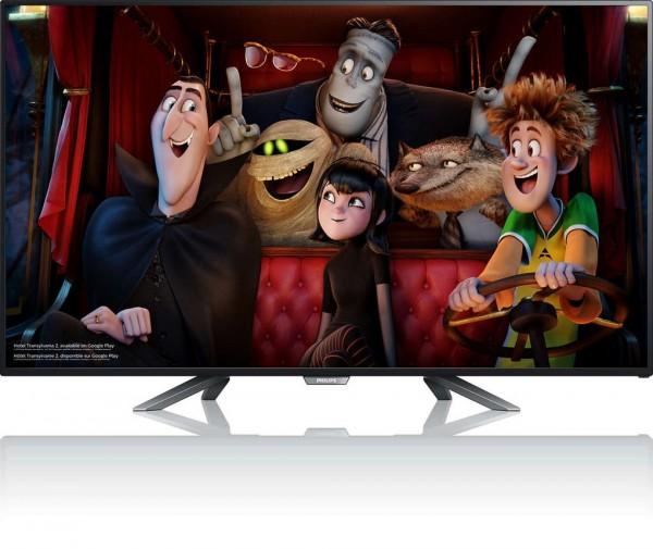 $649.99起售 飞利浦6000系列Google Cast Ultra HD电视发布