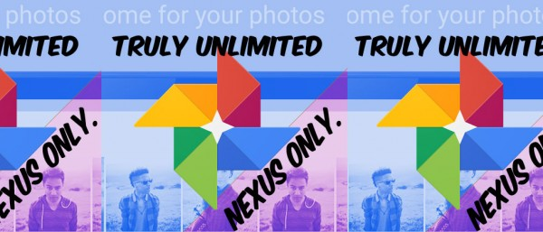 Nexus设备独享:Google Photos提供无限量储存空间