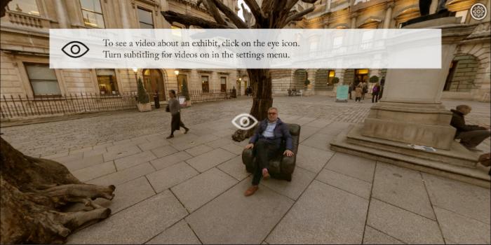 感谢 VR,让我没有又一次错过艾未未的个展……