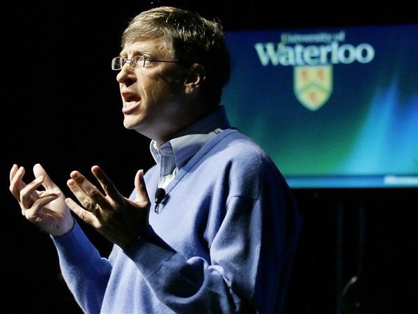 比尔·盖茨:AI的发展将为人类带来大麻烦!