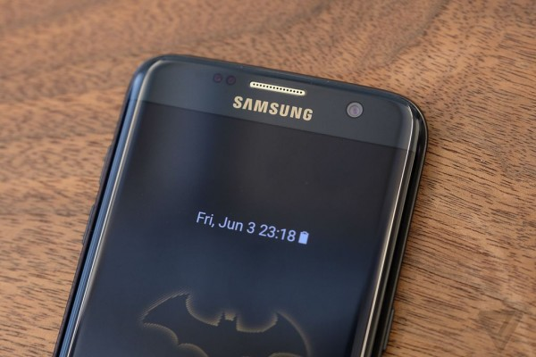 Galaxy S7 Edge Injustice Edition开箱上手