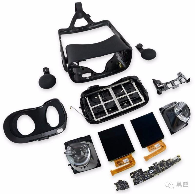 一款VR头盔的全球之旅:起底Oculus的供应链帝国,世界上最让人惊叹的产业分工!