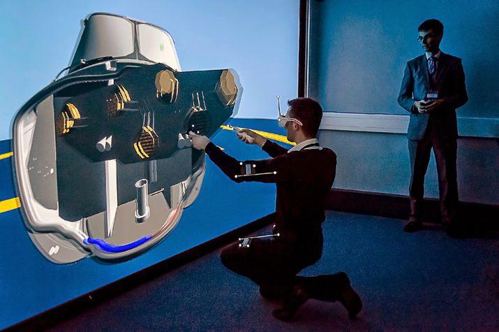 你以为西门子还在做冰箱,它都要往VR转型了
