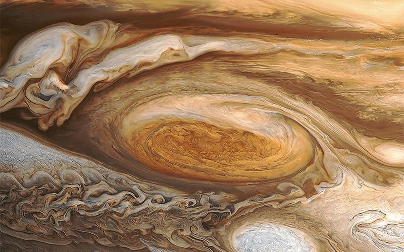 3分钟看懂,朱诺飞向木星这五年