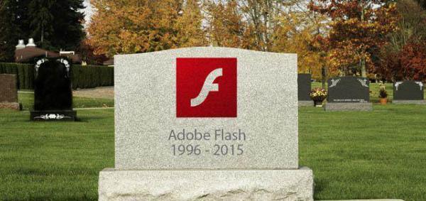 全面封杀!10年来HTML5如何给Flash这只病猫盖棺?
