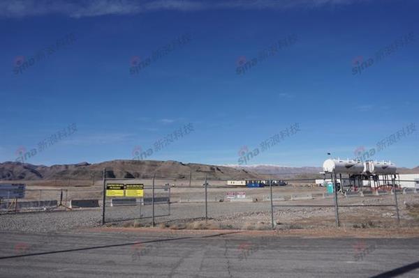 实拍乐视法乐第汽车美国工厂:8亿元铲平沙漠