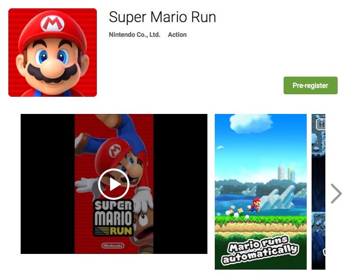 超级马里奥酷跑 Android 版即将到来:已经登陆 Google Play