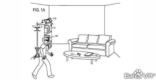 微软新专利:能让HoloLens设备帮你找钥匙