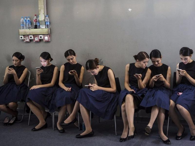 """用户、巨头、计算平台,最终都是""""社交""""的傀儡?"""