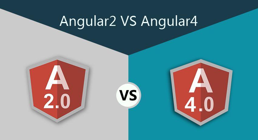 Angular2 VS Angular4 深度对比:特性、性能