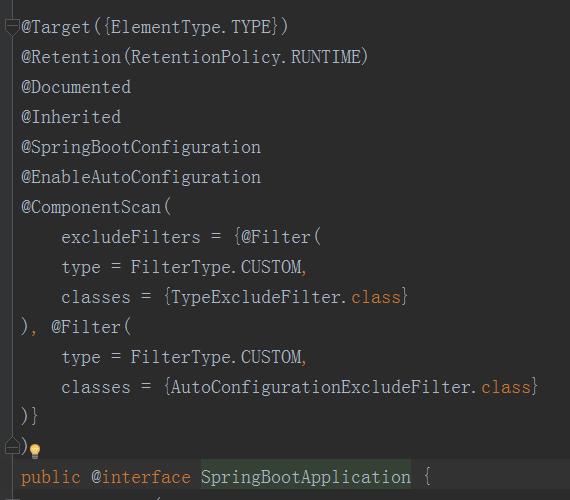 SpringBoot详解(二)-Spring Boot的核心