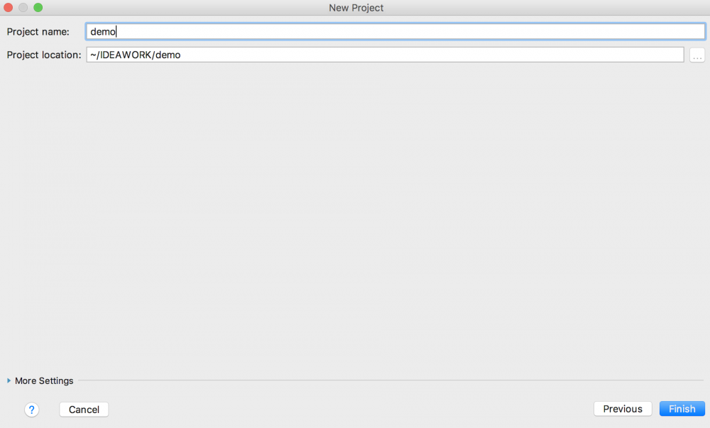 SpringBoot for Mac 学习(一) 搭建环境
