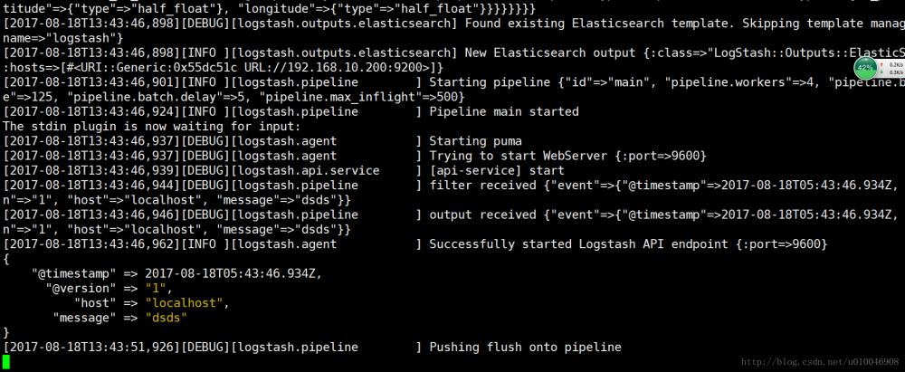 dubbo2.5-spring4-mybastis3.2-springmvc4-logback-ELK整合(十三) logback+ELK日志收集服务器搭建