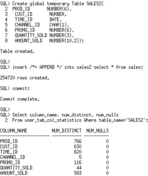 Oracle 12c数据库优化器统计信息收集的最佳实践(三)|何时不需要收集统计信息