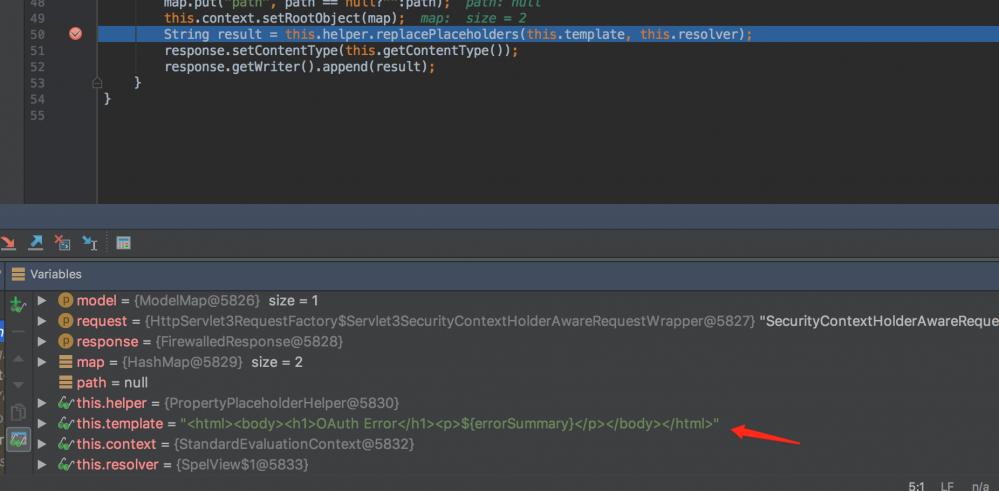 Spring Security OAuth 代码执行漏洞和分析