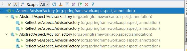 Spring源码-AOP(七)-增强器的获取