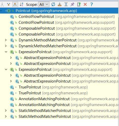 Spring源码-AOP(六)-AOP代理的创建