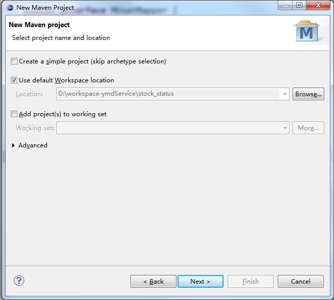 手把手Maven搭建SpringMVC+Spring+MyBatis框架(超级详细版)