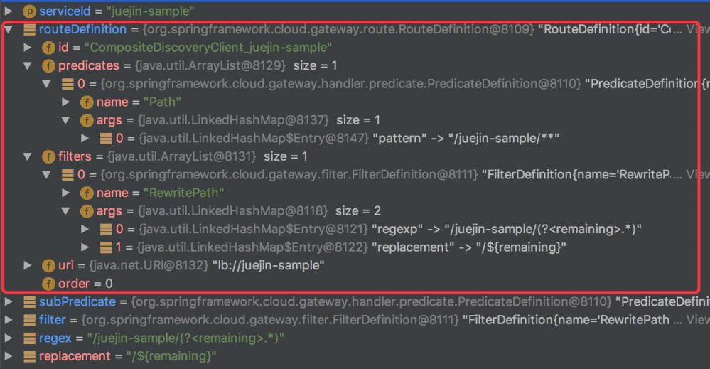 网关 Spring-Cloud-Gateway 源码解析 —— 路由(1.4)之 DiscoveryClientRouteDefinitionLocator 注