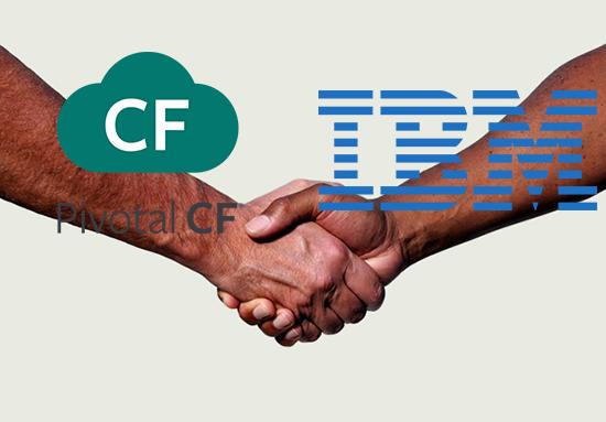 IBM 与 Pivotal 达成合作: 改进 Spring 框架和云计算开发