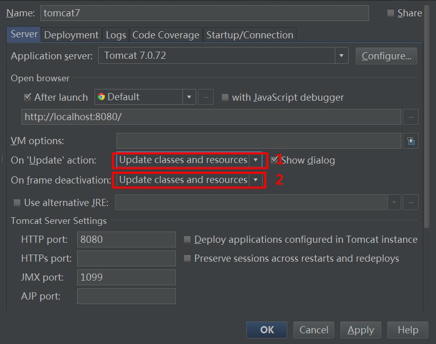 使用IntelliJ IDEA和Maven管理搭建Web开发环境(以Spring MVC为例)