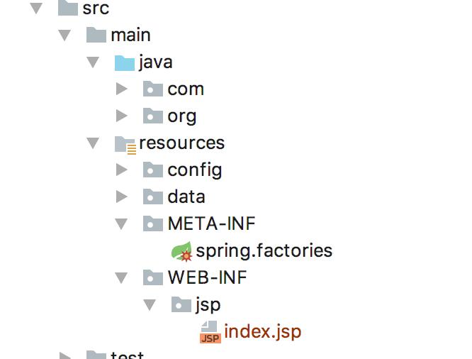 SpringBoot中使用jsp的坑