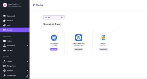 DockOne微信分享(一六六):Kubernetes on DC/OS最佳实践