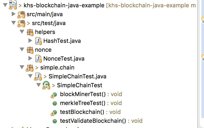 [译] 用 Java 代码实现区块链