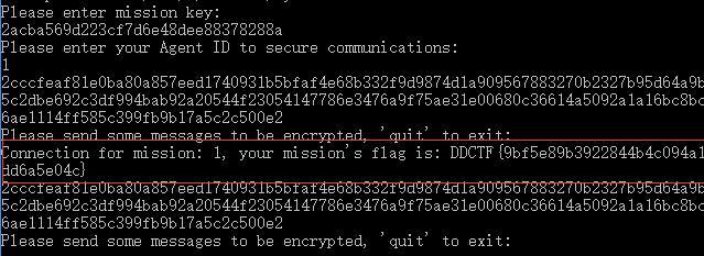 DDCTF2018 部分writeup